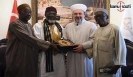 Görmez: Küresel dünya en büyük günahları Afrika'da işledi