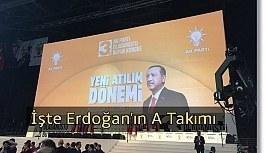 AK Parti yeni MKYK listesini belirledi