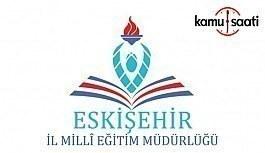 2017-2018 Eğitim-Öğretim Yılında Eskişehir'de Tam Gün ve İkili Eğitim Yapacak Eğitim Kurumları