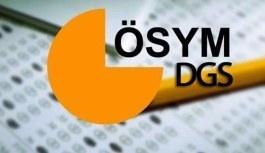 ÖSYM'den DGS adaylarına flaş uyarı