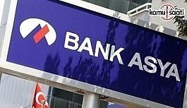 Bank Asya'nın iflas tasfiyesi yapılacak!