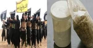 DAEŞ militanlarına uyuşturucu haplar veriyor