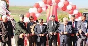 Edirne Valisi toplu yalak açılış töreni yaptı