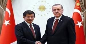 Erdoğan ve Davutoğlu saat kaçta görüşecek ?