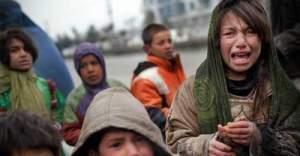Hakkari'de 1'i çocuk 4 mülteci donarak öldü