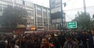 İran'da Azeriler ayaklandı