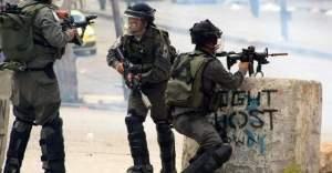 İsrail askerleri Üniversite'ye saldırdı