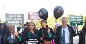 Kamu avukatları Ombudsman'a başvurdu