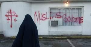Kanada'da müslüman kadına yumruklu saldırı
