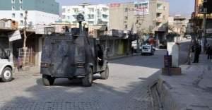 Nusaybin'de sokağa çıkma yasağı başladı