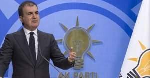 Ömer Çelik'ten Yeni Anayasa hakkında açıklama