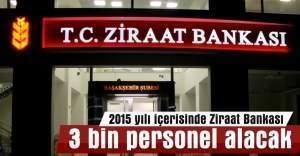 Ziraat Katılım Bankası 3 bin personel alımı ne zaman yapılacak?