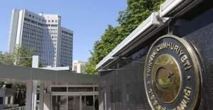 Almanya'da Türk Konsolosluğuna boyalı saldırı