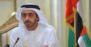 BAE Dışişleri 'kınama' açıklamasını değiştirdi
