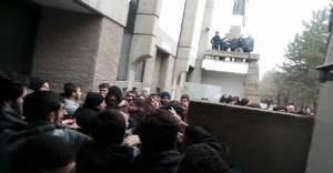 ODTÜ'de vandallar namaz kılan öğrencilere saldırdı