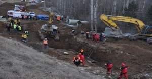 Sivas'ta 3 işçi toprak altında kaldı
