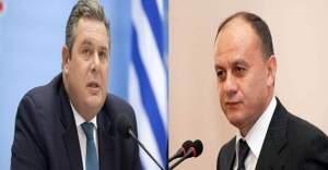 Yunanistan ve Ermenistan Savunma Bakanlarından Türkiye'ye suçlamalar