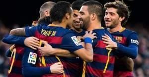 Ardalı Barcelona, Bilbao'yu gole boğdu