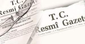 Cuma namazı genelgesi Resmi Gazetede yayımlandı