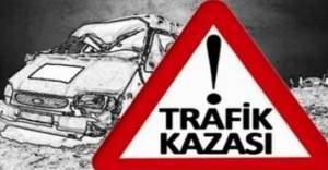 Düzce'de kaza: 4 yaralı