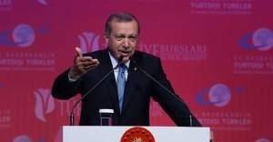 Erdoğan'dan Yeni Anayasa mesajları