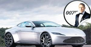 James Bond otomobilini satışa sunacak!