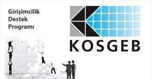 KOSGEB girişimcileri desteklemeye devam ediyor