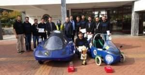 Ktü Enerji Teknolojileri Topluluğu, 2016 Londra Yarışları