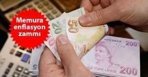 Memurlar ne kadar enflasyon farkı alacak?
