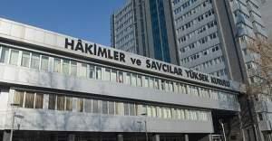 18 hakim ve savcı HSYK müfettişliğine atandı