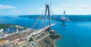 3.Köprü yollarının ihaleleri ertelendi!