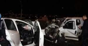 Ankara'da trafik kazası: 5 can aldı