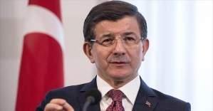 """Davutoğlu: """"YPG Azez'in doğusuna geçmeyecek"""""""