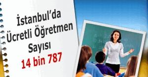 En fazla ücretli öğretmen İstanbul'da