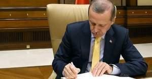 Erdoğan'ın onayladığı 4 kanun yayımlandı