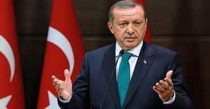 """Erdoğan: """" PYD ve YPG birer terör örgütüdür """""""