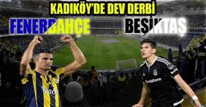Kadıköy'de dev derbi - Fenerbahçe Beşiktaş maçı ne zaman, saat kaçta, hangi kanalda? Fenerbahçe Beşiktaş Canlı Anlatım