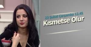 Kısmetse Olur 23 Şubat canlı izle, Boğaç ve Nur'un o gizli saklı fotoğrafları 106. bölümde