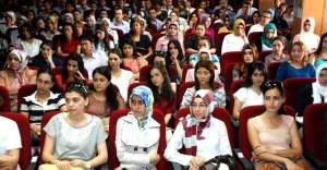 Cumhurbaşkanı Erdoğan MEB Şura Salonu'nda 30 bin öğretmen atamasında konuştu