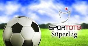 Spor Toto Süper Lig'de 21. hafta başlıyor