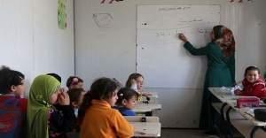 Suriyeli öğretmenlere çalışma izni geliyor