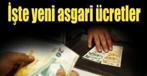 Zamlı 2016 asgari ücretleri alınmaya başlandı