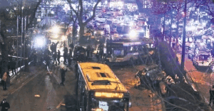 14 Mart günü Kızılay trafiğe kapalı