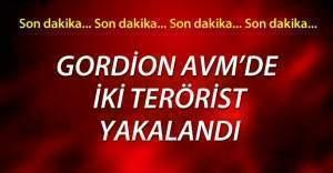 Ankara Gordion AVM'de iki terörist yakalandı, Gordion AVM'de yakalanan teröristler canlı bomba mıydı? Ankara Emniyet Müdürlüğü açıklaması