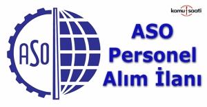 Ankara Sanayi Odası personel alım ilanı