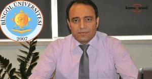 Bingöl Üniversitesi Rektörlüğüne, Prof. Dr. İbrahim ÇAPAK atandı