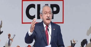 CHP Lideri Kemal Kılıçdaroğlu'ndan SPK'lara 16 maddelik çağrı