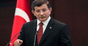 Davutoğlu Diyarbakır halkına teşekkür etti.