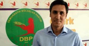 DBP Eş Genel Başkanı Kamuran Yüksek, gözaltına alındı