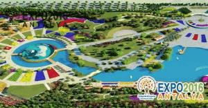 EXPO 2016 Antalya açılışına sayılı günler kaldı - Peki EXPO 2016 Antalya ne zaman açılacak?